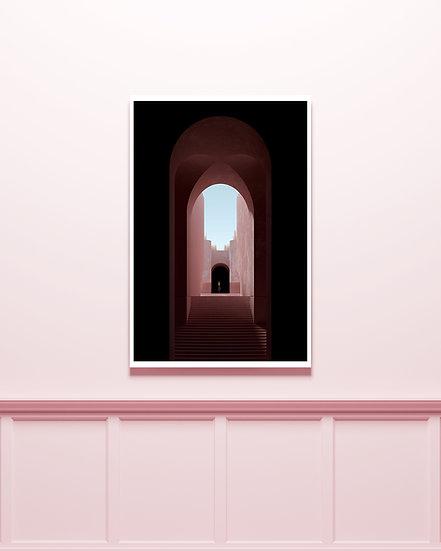 Secret Patio I Interior 61 * 91 cm