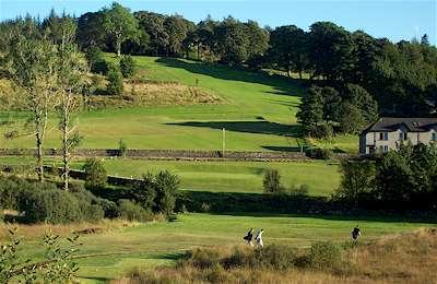 Golf - Lochgilphead