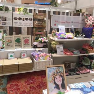 大阪梅田阪急ハワイフェアでの出店がはじまりました!