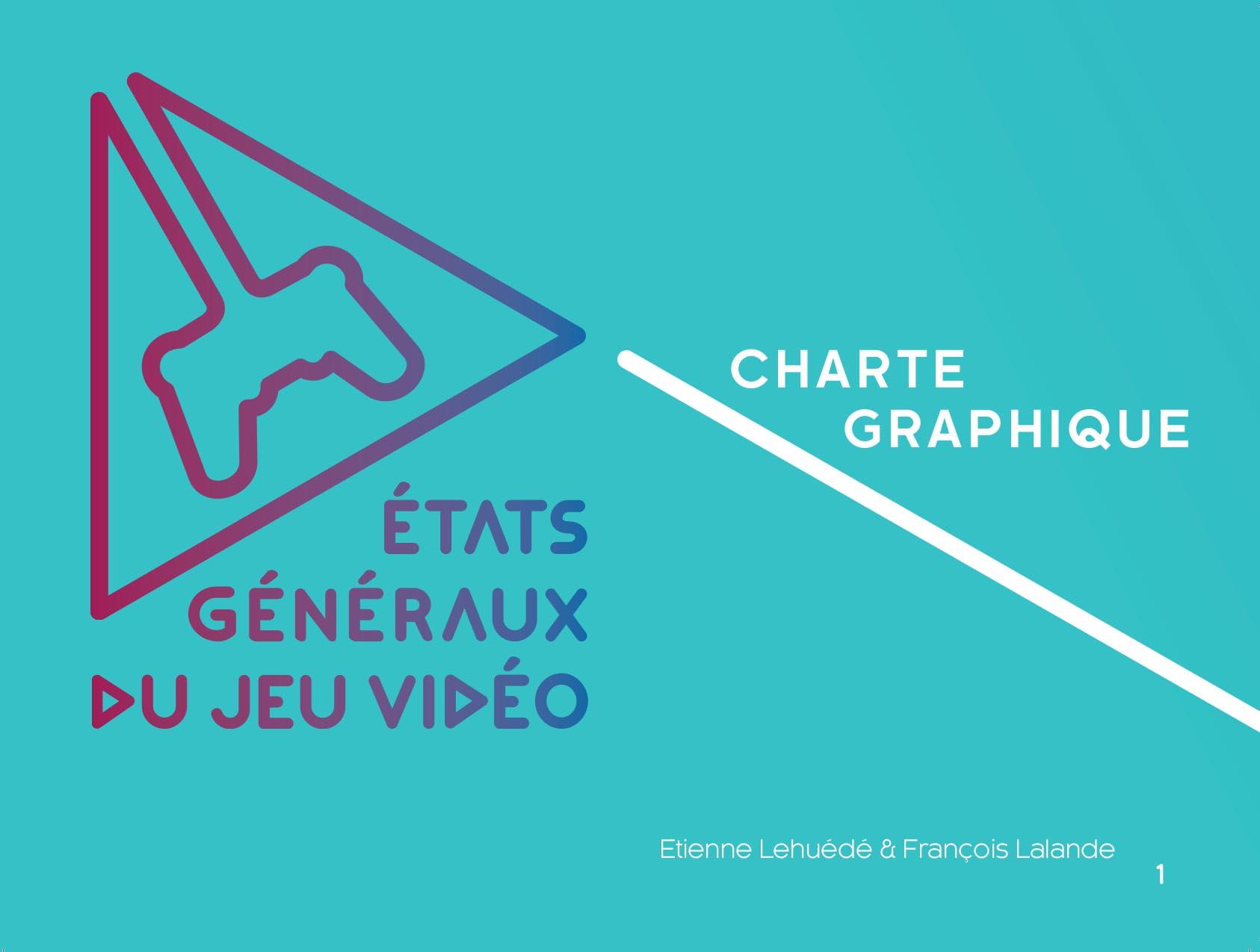 Charte graphique jeu vidéo