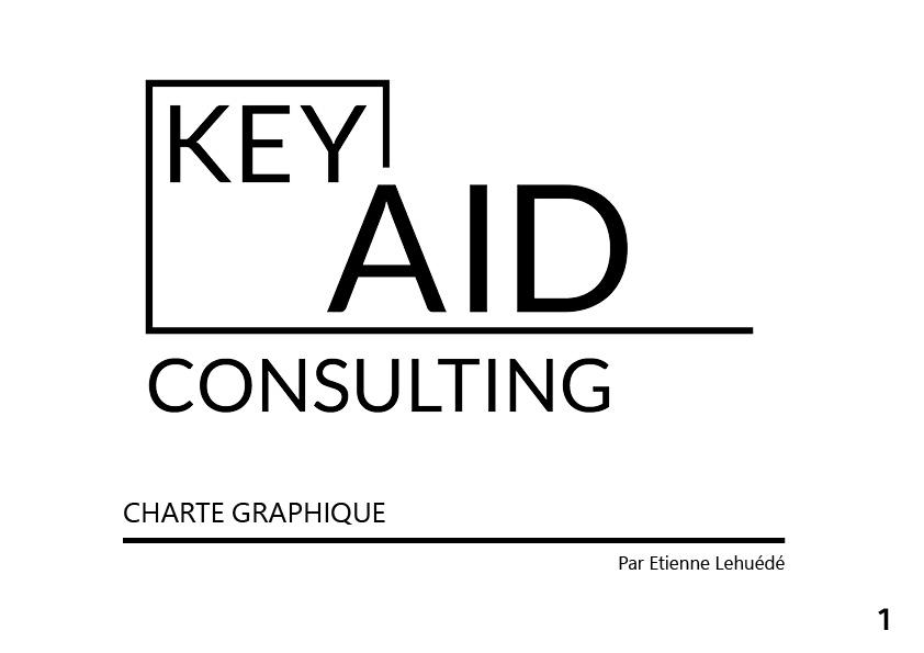 Charte graphique cabinet consultant