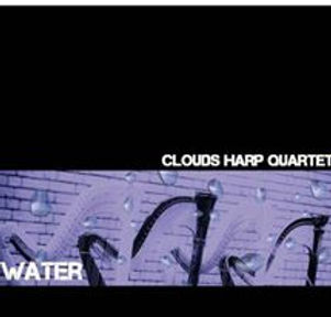 CLOUDS Harp Quartet Water