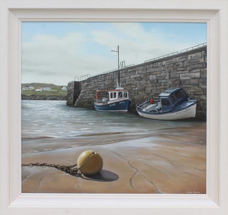 Tides at Portnablagh