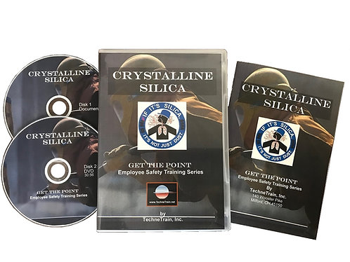 GET THE POINT Crystalline Silica Safety Training Program