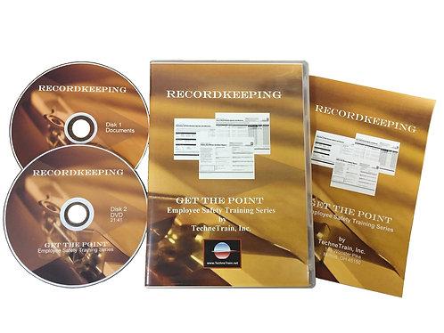 GET THE POINT OSHA Recordkeeping Training Program