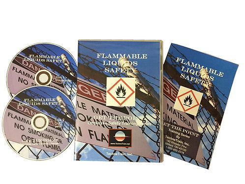 GET THE POINT Flammable Liquids Employee Safety Training Program