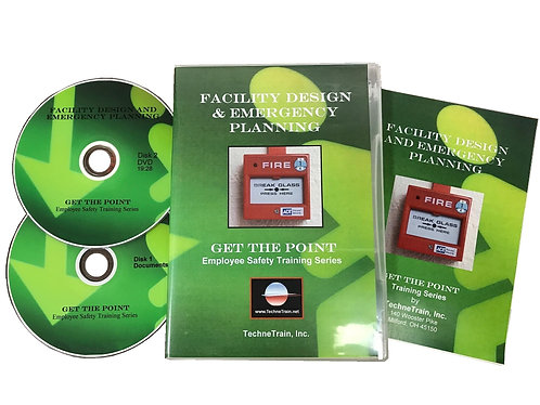 GET THE POINT Facility Design and Emergency Planning