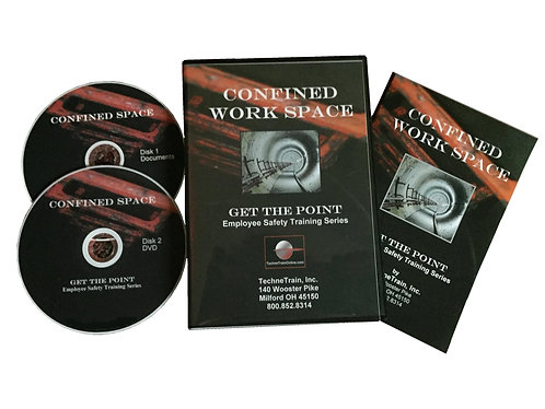 GET THE POINT Confined Space Safety Training