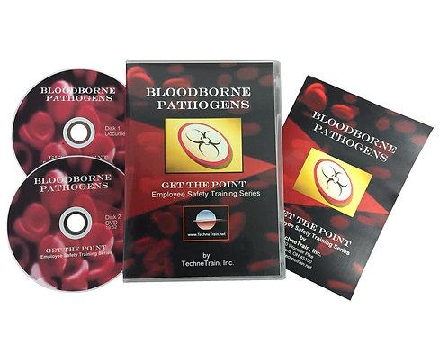 GET THE POINT Bloodborne Pathogens Safety Training Program
