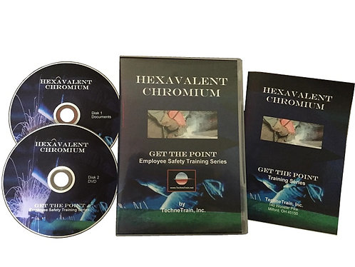 GET THE POINT Hexavalent Chromium Employee Safety Training Program