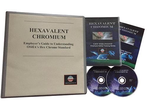 Complete Hexavalent Chromium OSHA Compliance Program