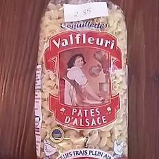 Pates d' Alsace. Coquillettes 250g