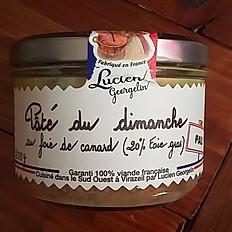 """Paté """"Du Dimanche"""" With Foie Gras  200 g"""