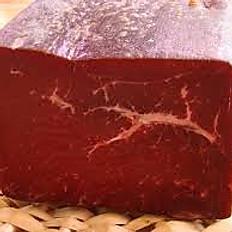 Viande de grison sliced per 100g