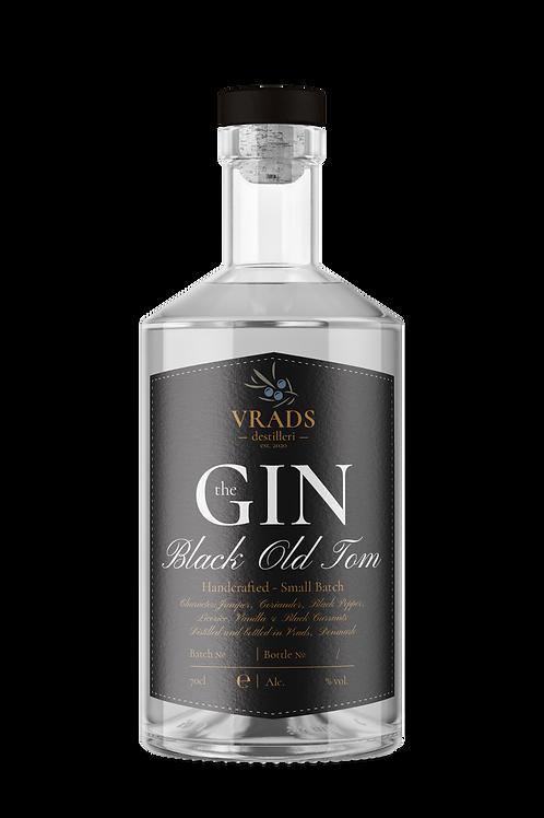 THE GIN Black Old Tom