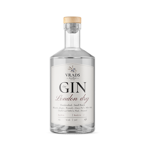 THE GIN London Dry