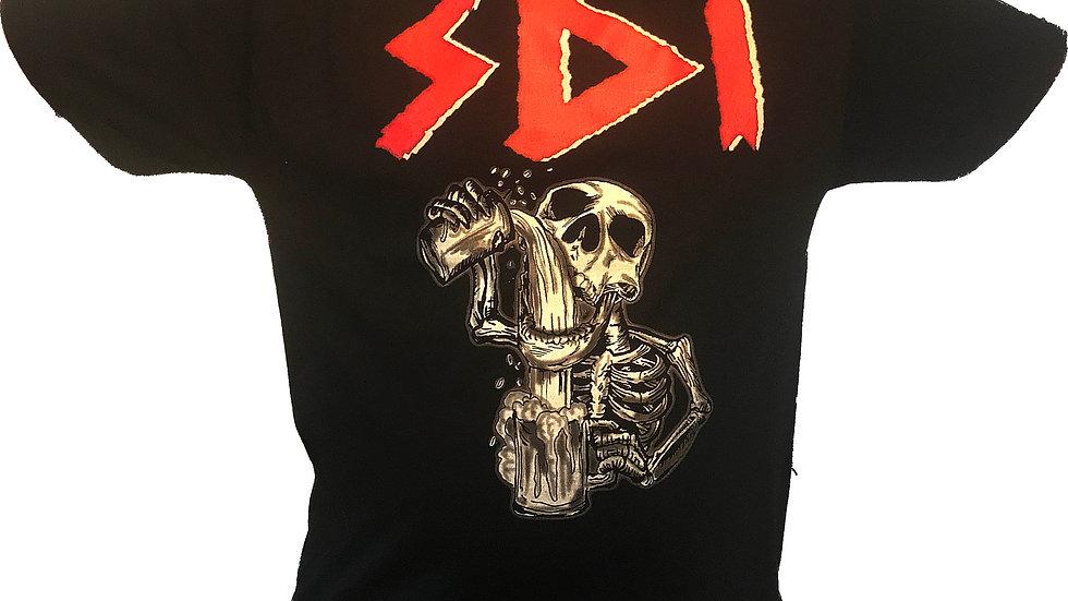 """SDI Shirt """"Alcohol"""""""