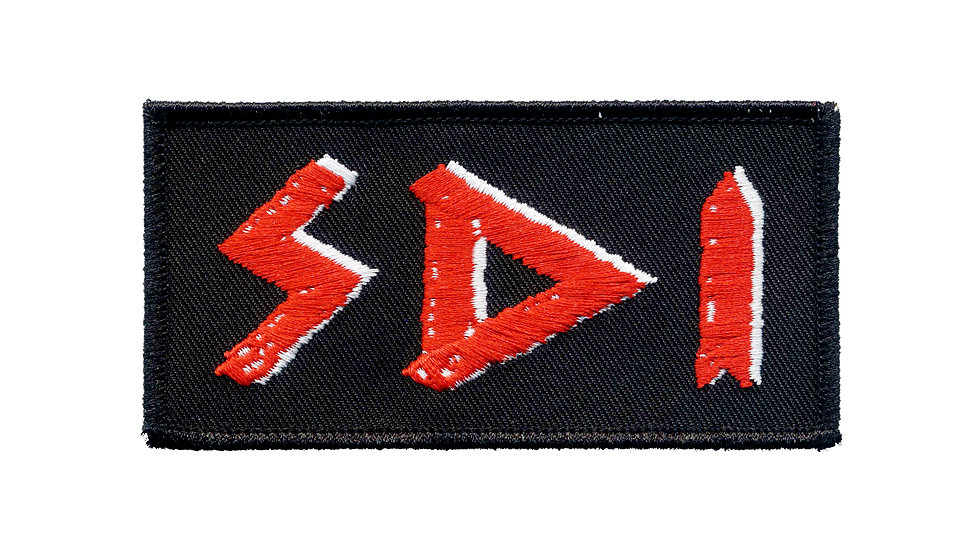 SDI Small Patch