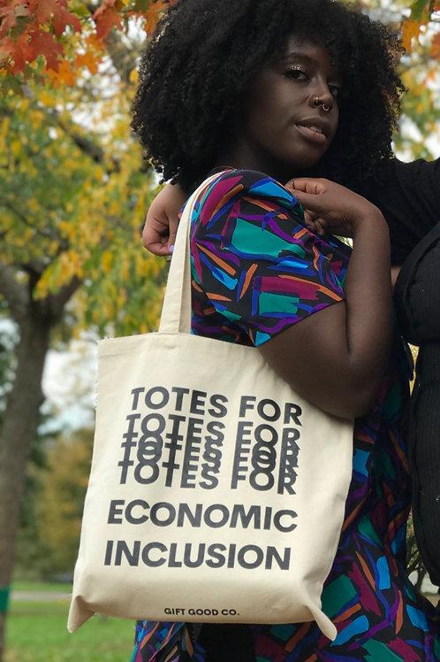"""""""Inclusion"""" Tote Bag"""