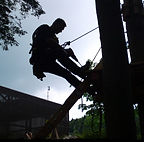 verticalSHOP, Ausrüster fürs Klettern, Arbeiten am Seil