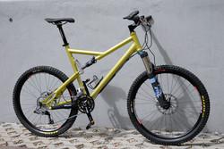 MTB Cycletech Opium 5