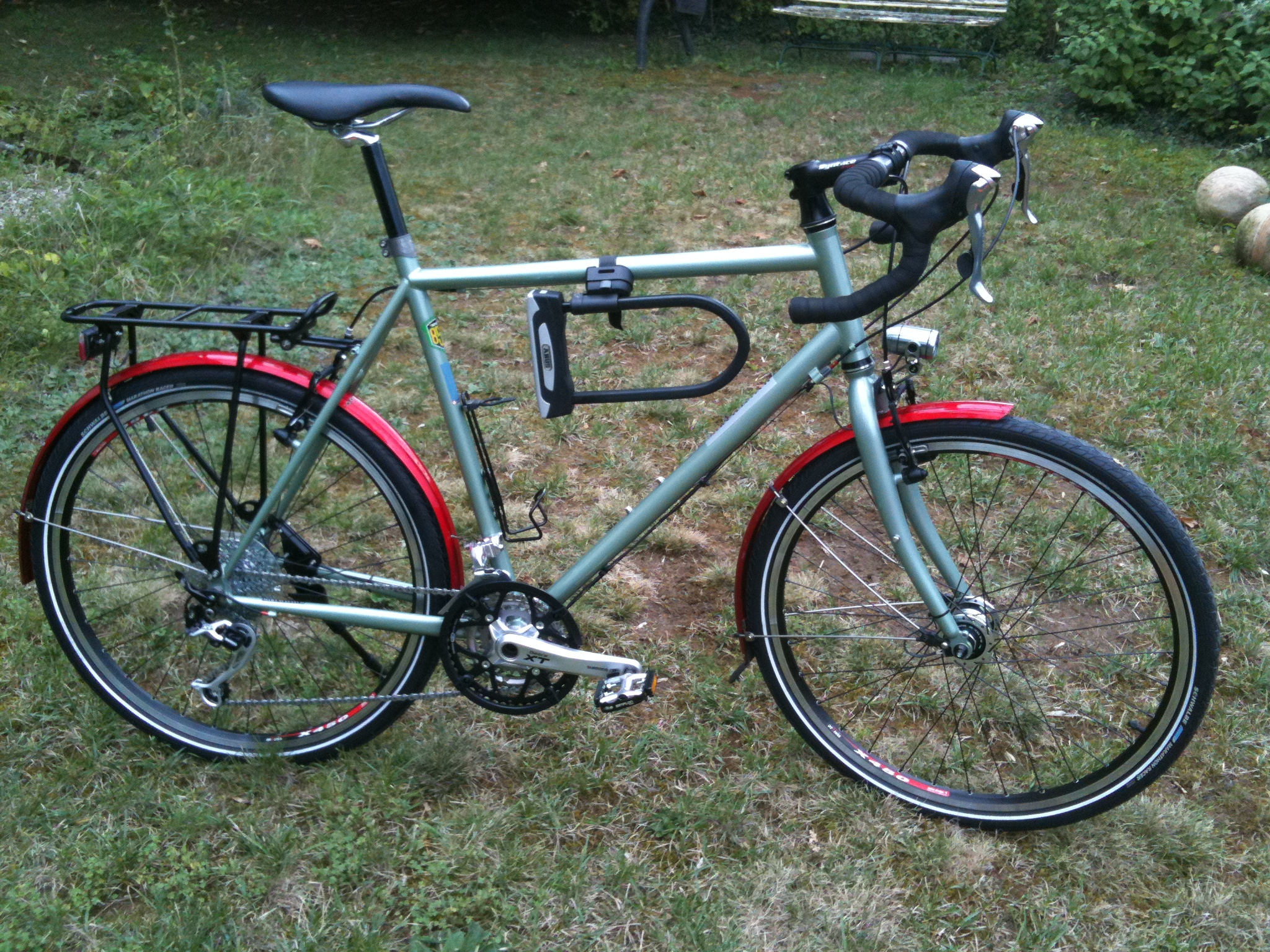 MTB Cycletech Papalagi