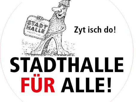 Verein IG Stadthalle - STADTHALLE FÜR ALLE