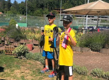 Finaltag TRB (Tennis Region Basel) Kids Teamwettkampf