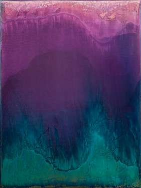 Landscape Painting (AX) - Memento Mori - 8.21.20