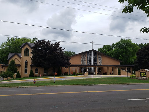 HOLY FAMILY CATHOLIC CHURCH