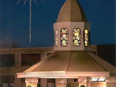 Archbishop Hoban Entrance Dome