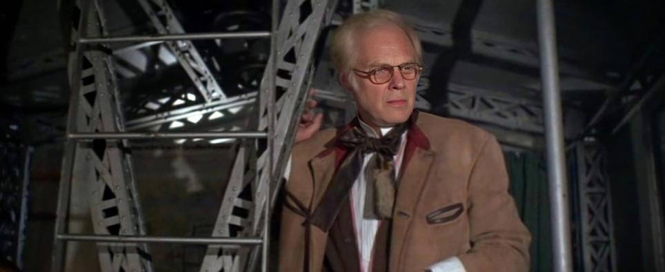Marius Goring as Professor Christian Altschul