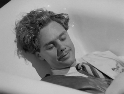 Marius Goring as Charles Barrington in Flying Fifty-Five 1939