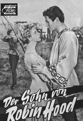 June Laverick and David Hedison