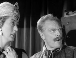 Joan Benham as Una and Marius Goring as the German Major