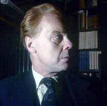 Marius Goring as Lewis Eliot in the ITV Play of the Week Season 12 Episode 10 'The New Men'.