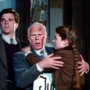Joseph Bottoms as Rudi Weiss, Marius Goring as Heinrich and Blanche Baker as Anna Weiss