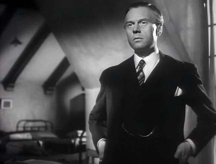 Marius Goring as Sidney Fleming