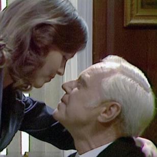 Jennifer Lonsdale as Julia and Marius Goring as Magnus Bronsky