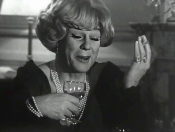 Marius Goring as Mme Sacramento