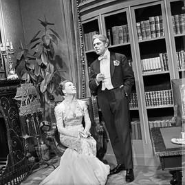 Ruth Hausmeister and Marius Goring