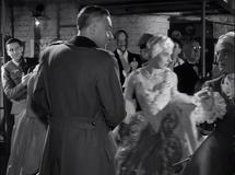Marius Goring as Colonel Günther von Hohensee and Lucie Mannheim as Lotte Schönberg