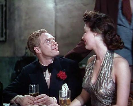 Marius Goring as Reggie Demarest and Ava Gardner as Pandora Reynolds in Pandora and the Flying Dutchman 1951