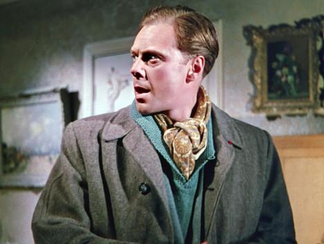 Marius Goring as Inspector Lucas