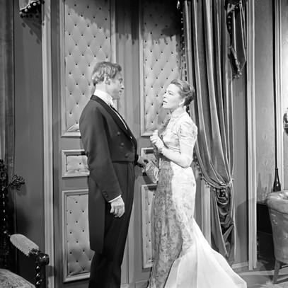 Marius Goring and Ruth Hausmeister