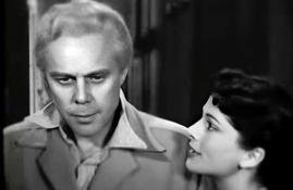 Marius Goring as Nicol Pascal and Maureen Swanson as Marguerite
