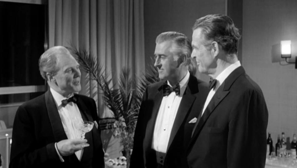 Marius Goring, Stewart Grainger and Robert Ryan