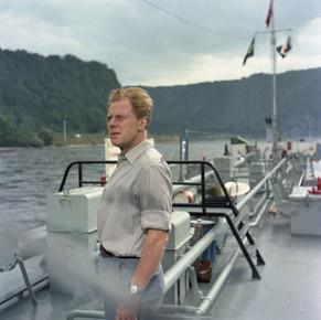 Marius Goring as Georg in Whirlpool 1959