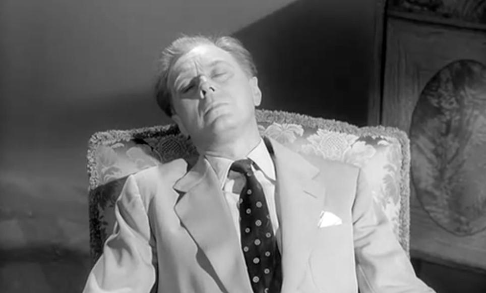 Marius Goring as Oliver Milburgh