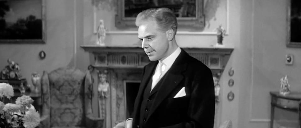Marius Goring as Dr Dysert